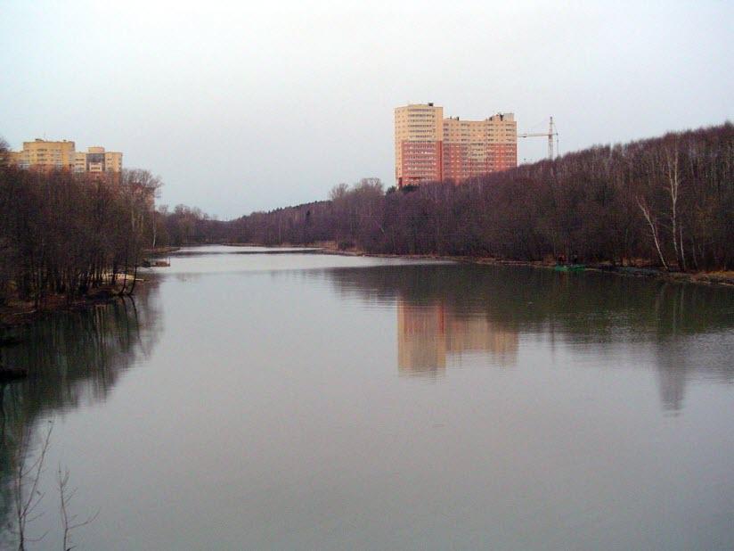 Река Серебрянка