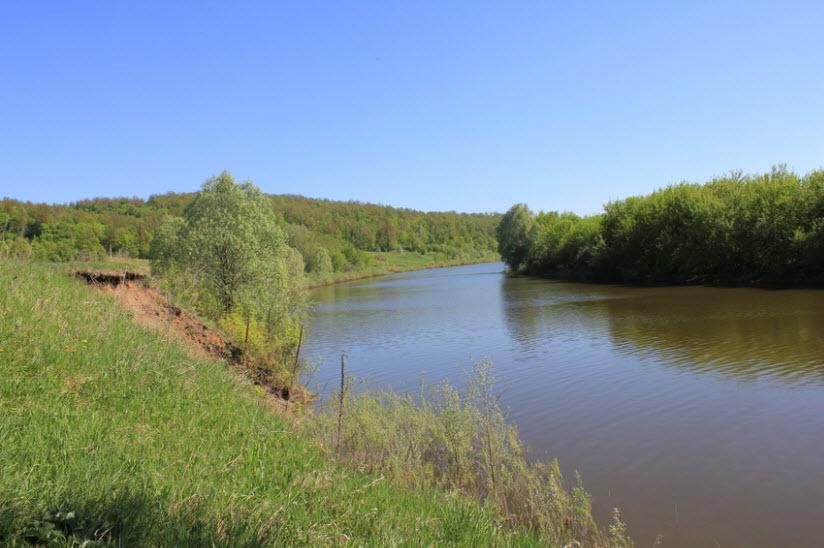 Река Цивиль
