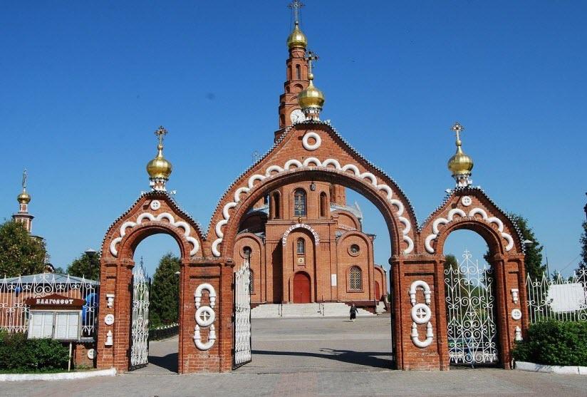 Собор Равноапостольного князя Владимира