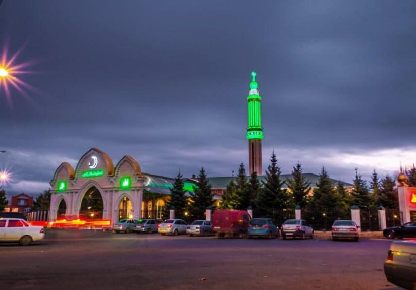 Центральная мечеть им. Магомед-Басира Оздоева
