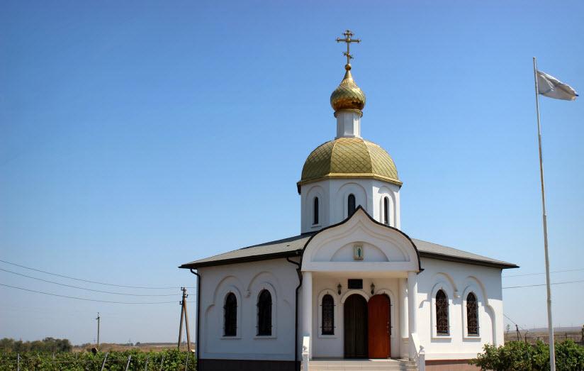 Церковь-часовня праведного Фёдора Ушакова