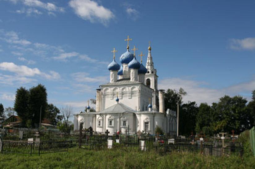 Церковь во имя иконы Николая Чудотворца