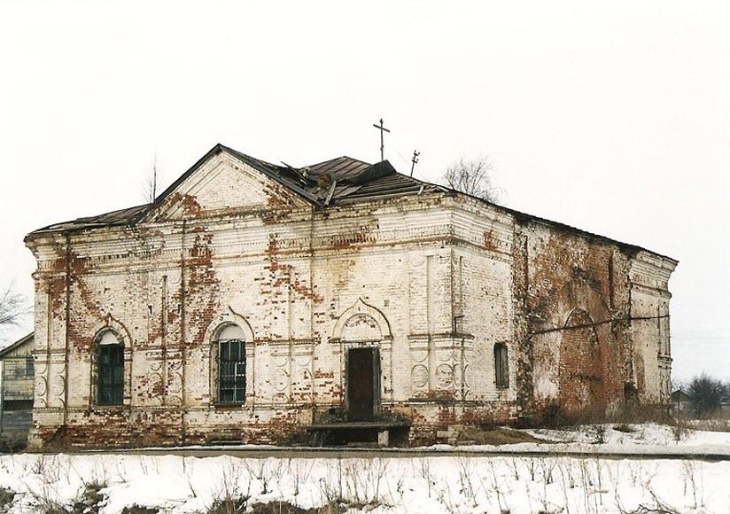 Архангельская церковь в Бородино