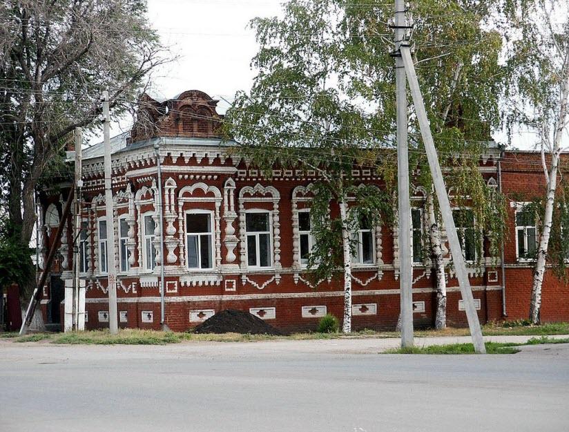 Дом купца Кощеева