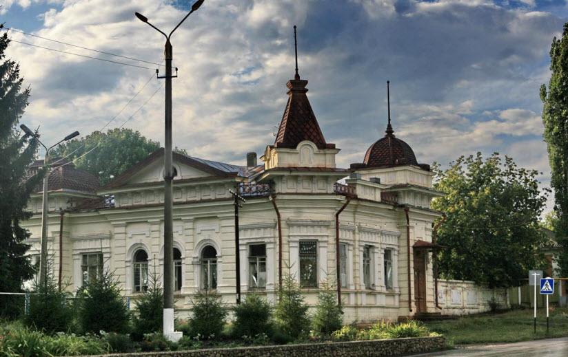 Дом купца Н.С. Солдаткина
