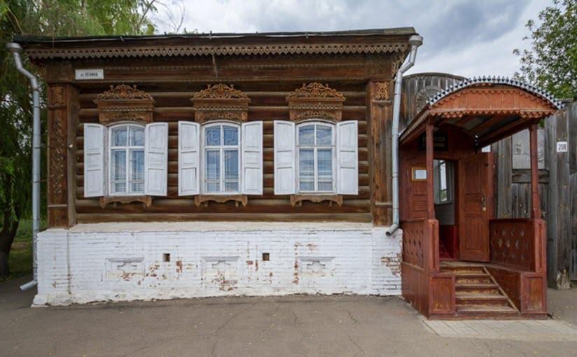 Дом-музей К.С. Петрова-Водкина