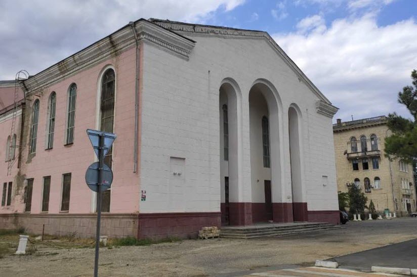 Дворец культуры завода «Дагдизель»