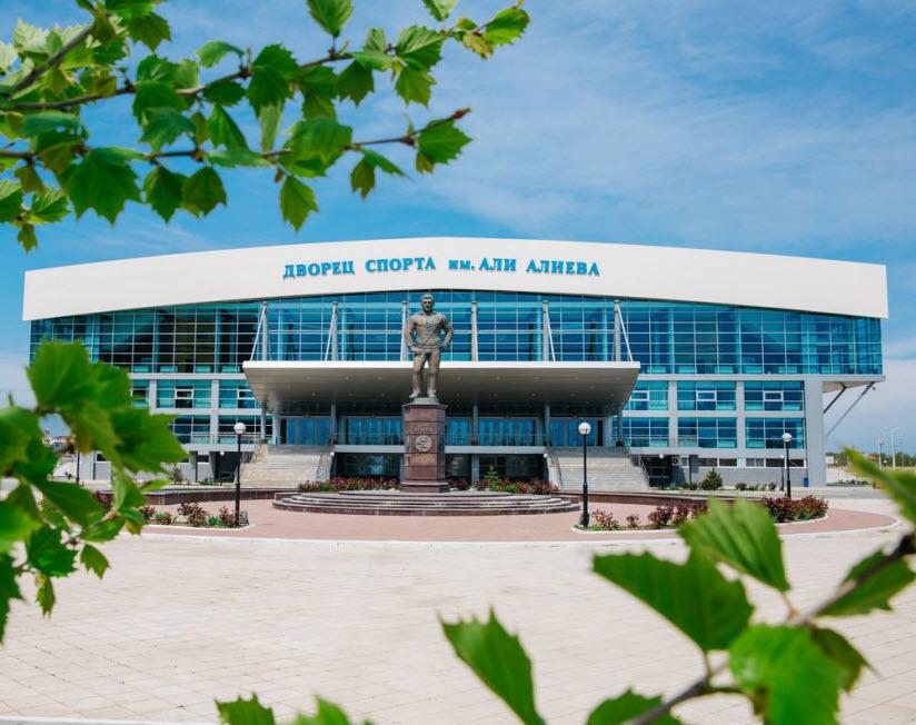 Дворец спорта имени Али Алиева
