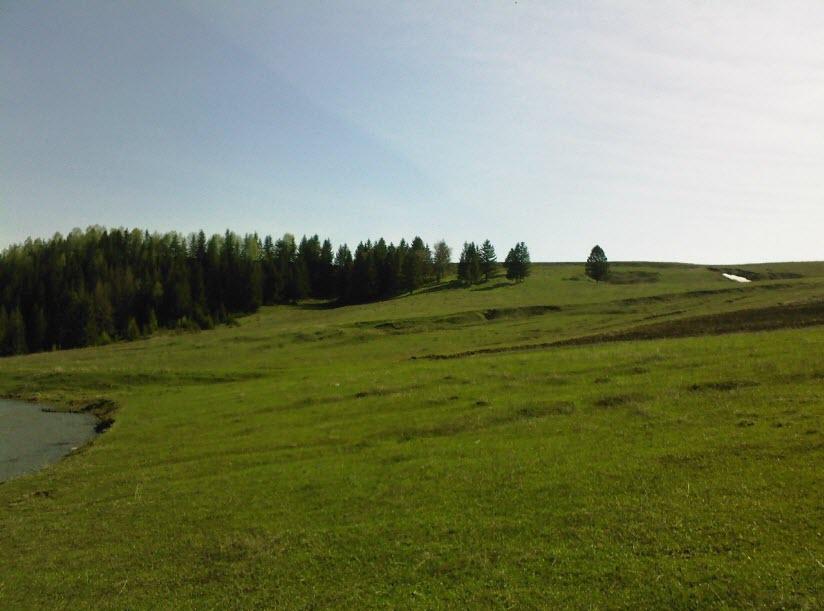 Гора Карман-Курык