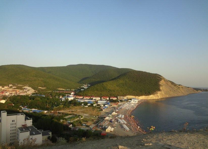 Гора Средний Бугор