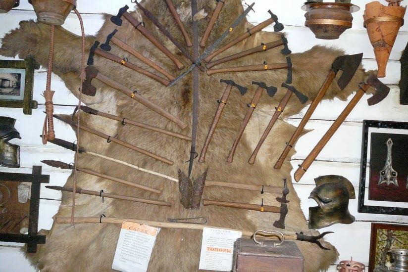 Краеведческий музей в Беловодье