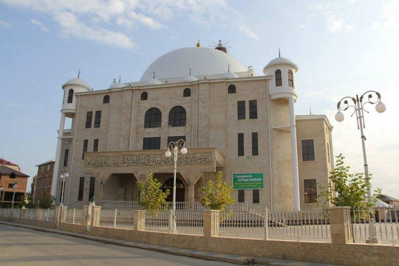 Мечеть им. Саида Афанди