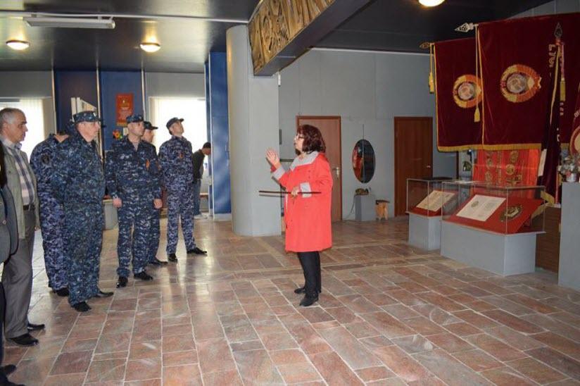 Музей истории завода «Дагдизель»