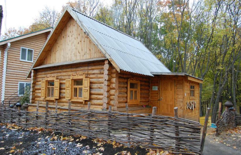 Музей крестьянского быта «Изба»