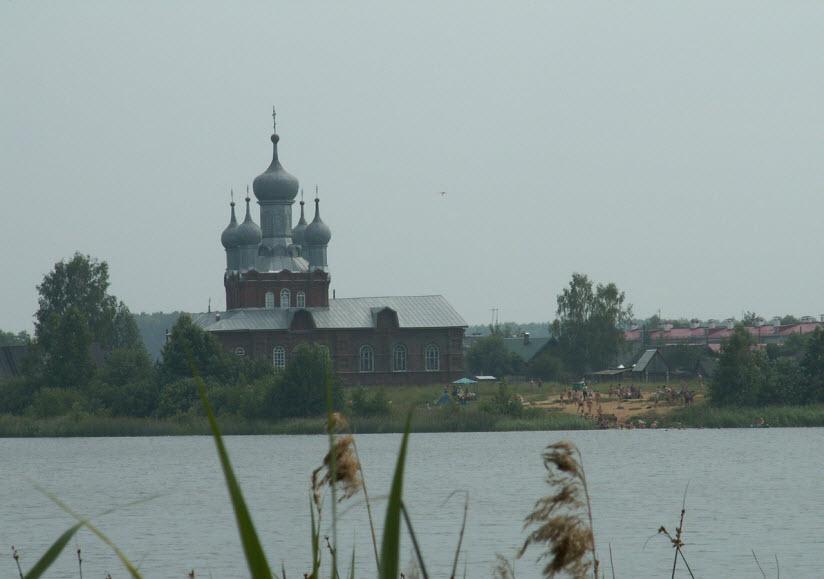 Озеро Табашинское (Зрыв)