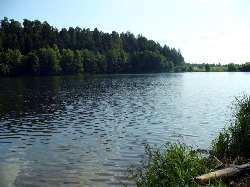Озеро Зеленое