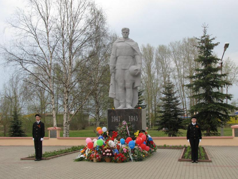 Памятник котлашанам, погибшим в годы Великой Отечественной войны