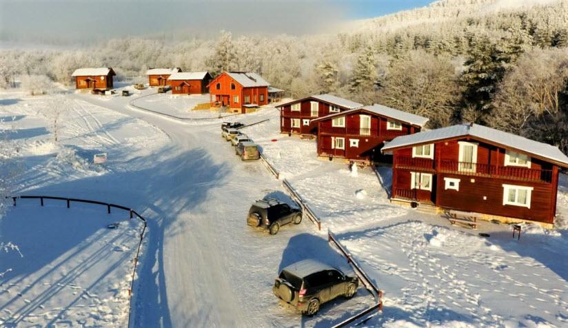 Парк-отель «Хвалынский» с горнолыжным курортом