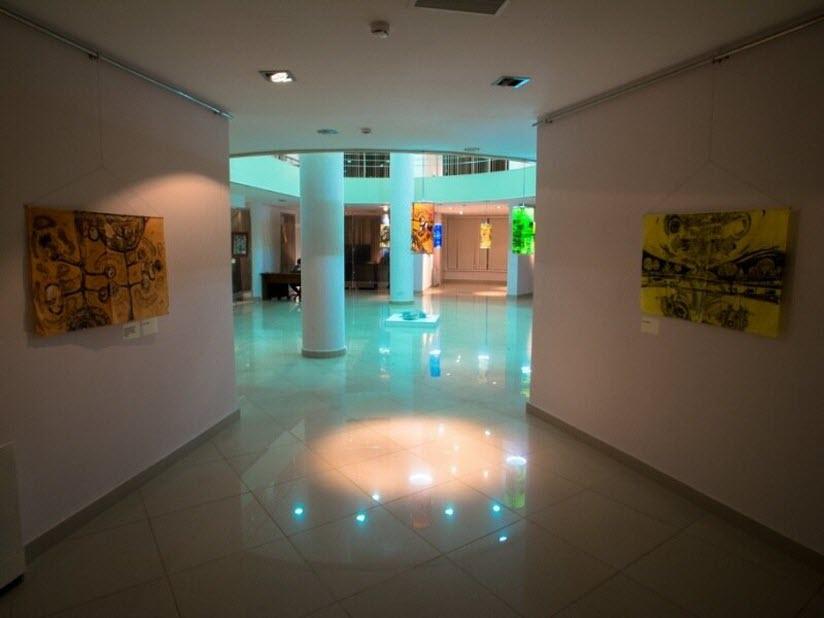 Первая галерея