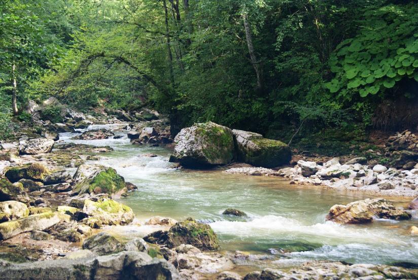 Река Мезмай