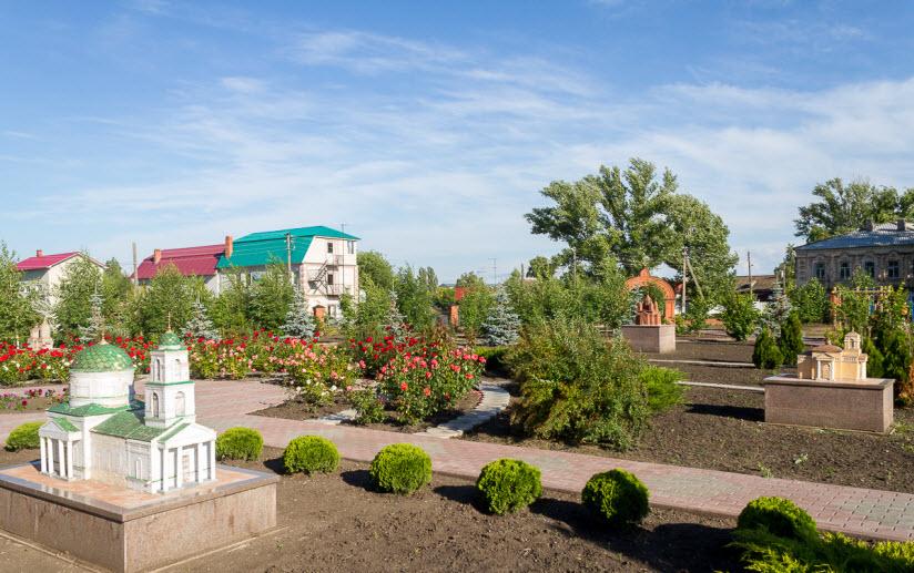 Сад Храмов