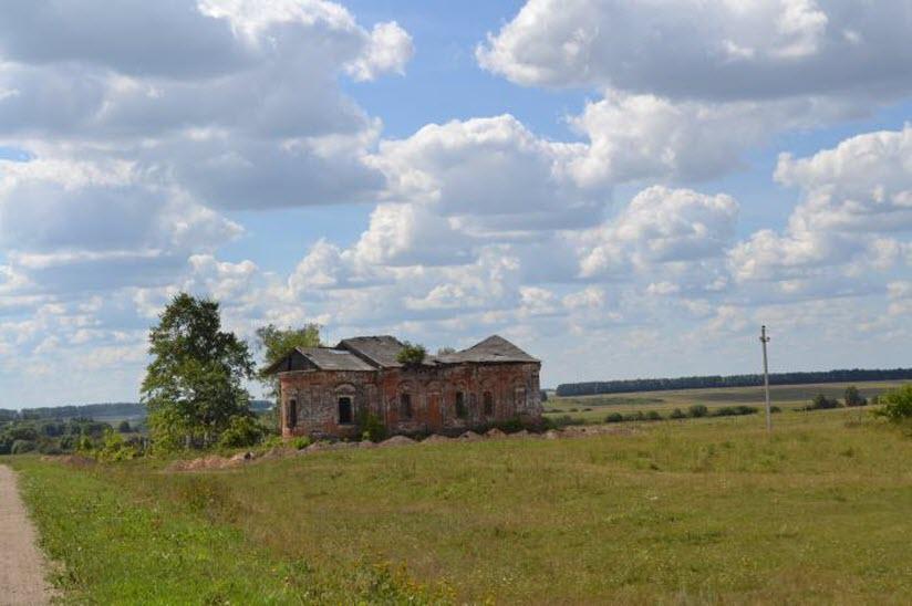 Село Шекшово