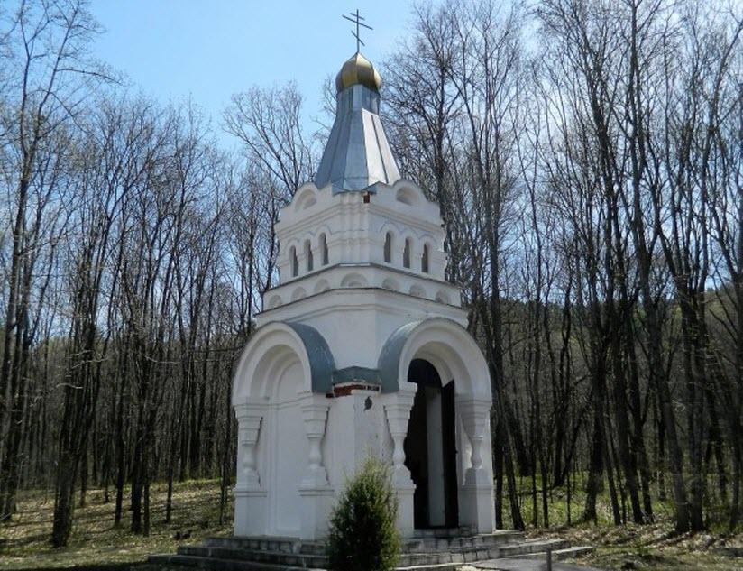 Скит Сергия Радонежского и источник «Святой»