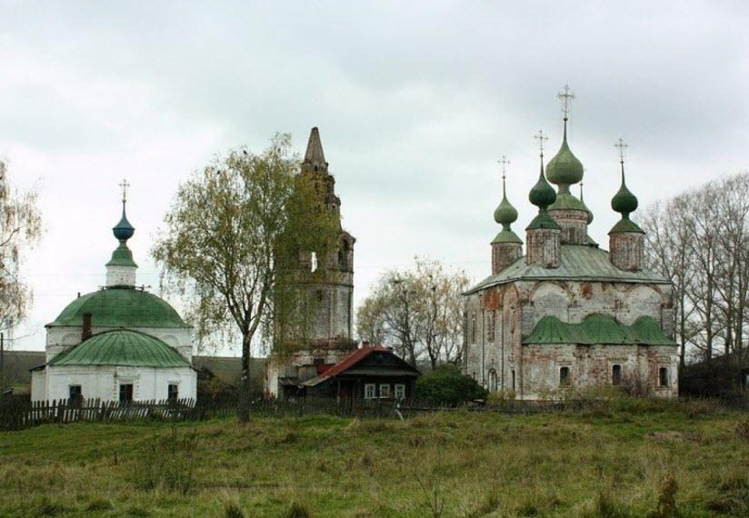 Спасо-Кукоцкий монастырь