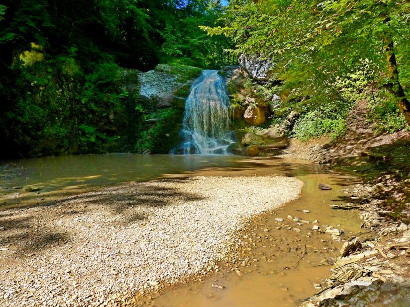 Водопад «Шум»