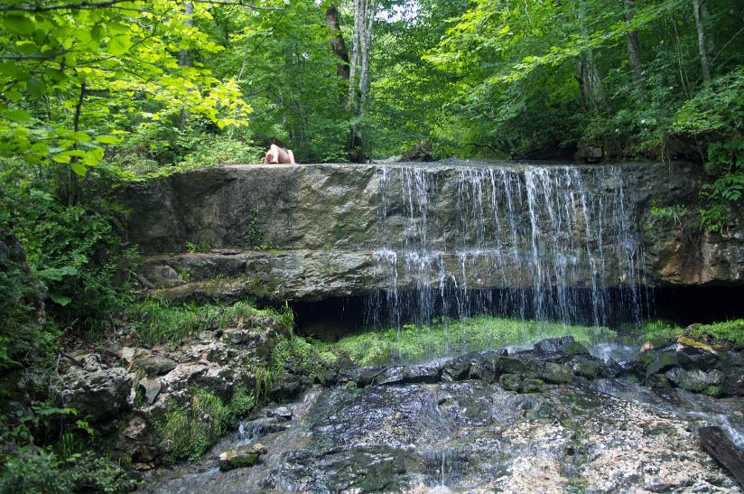 Водопады Аниты