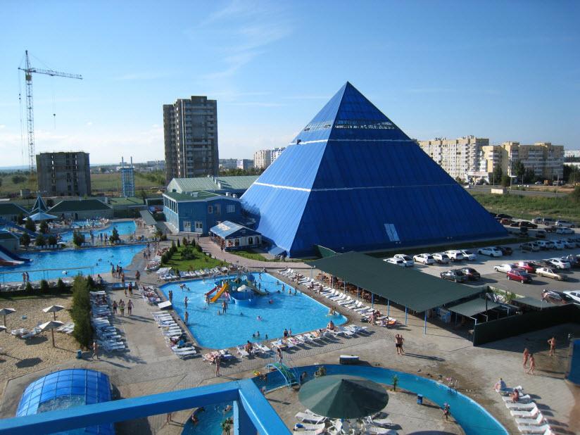 Аквапарк «21 век»