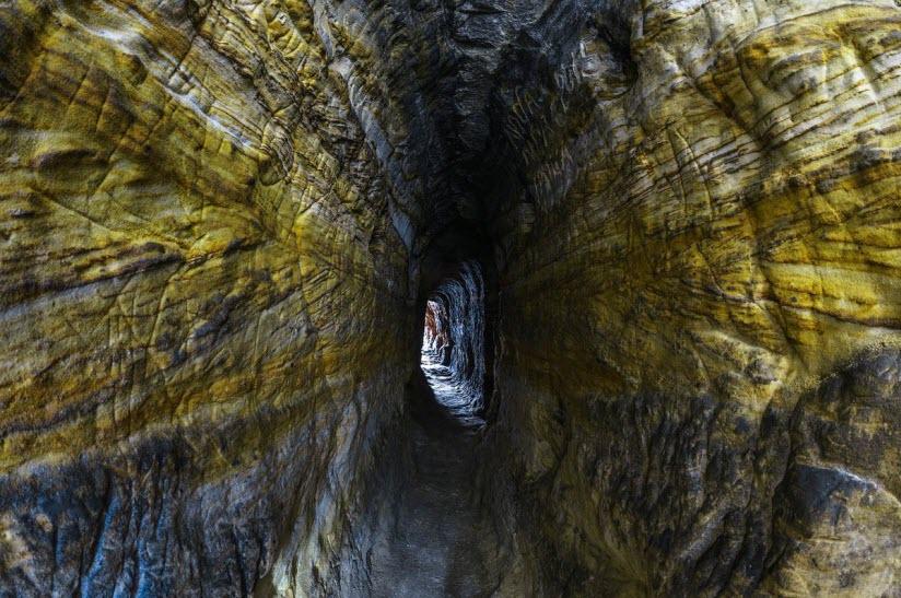 Араповские пещеры