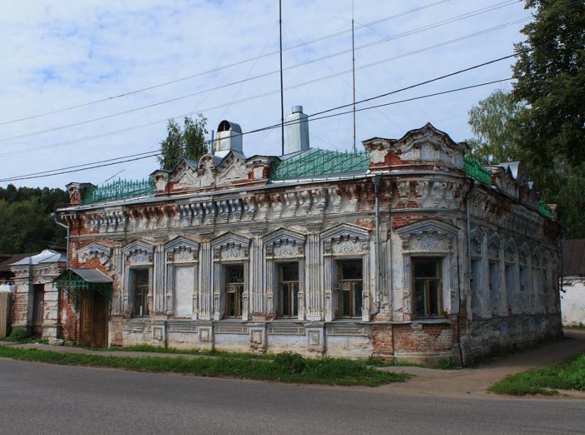 Дом Обалина