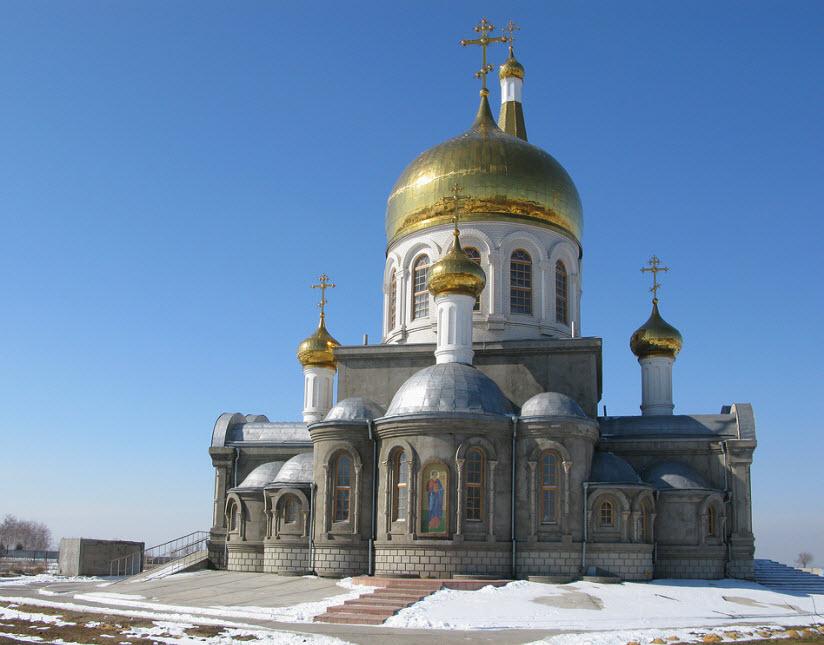 Храм ап. Иоанна Богослова