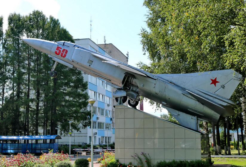 Истребитель «МиГ-23»
