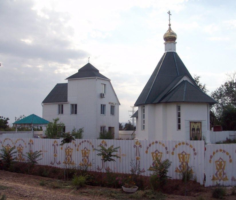Монастырь препп. Сергия и Германа Валаамских