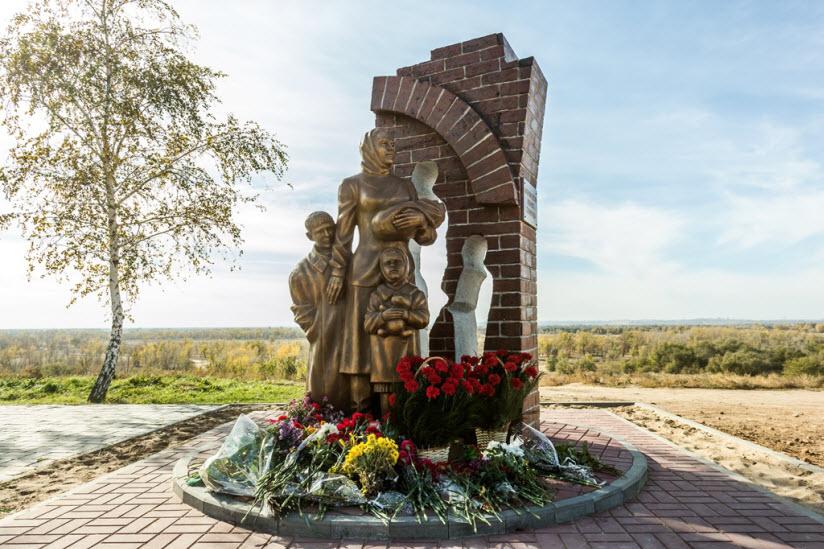 Монумент «Матерям и детям Сталинграда»