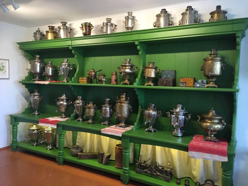 Музей «Булгарское чаепитие»