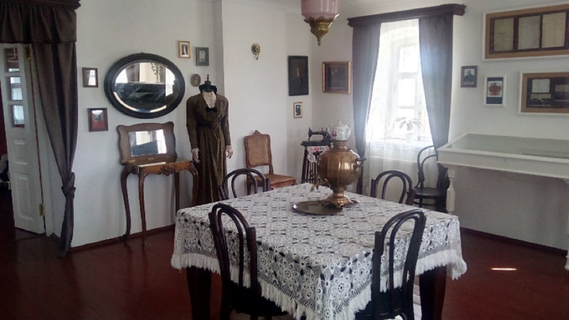 Музей дворянства Спасского Уезда