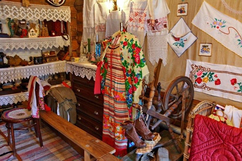 Музей крестьянского быта «Марья-искусница»