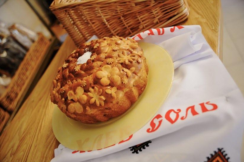 Музей-пекарня хлебного ангела России