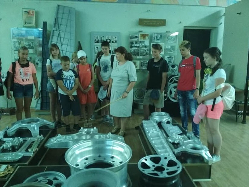 Музей Ступинского металлургического комбината