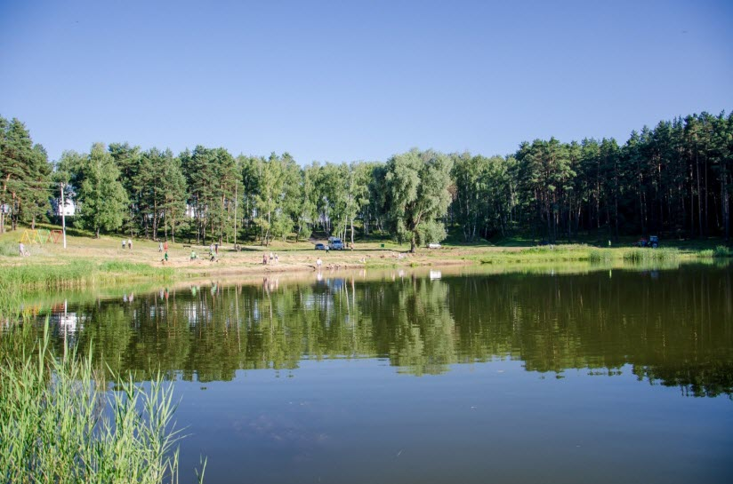 Озеро Рабига-Куль