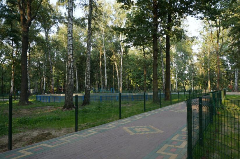 Парк культуры и отдыха имени Н.А. Островского