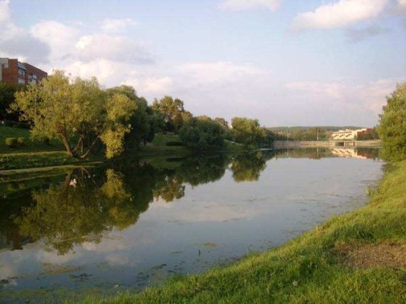 Река Бугульма