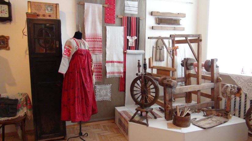 Школьный музей «Светёлка»