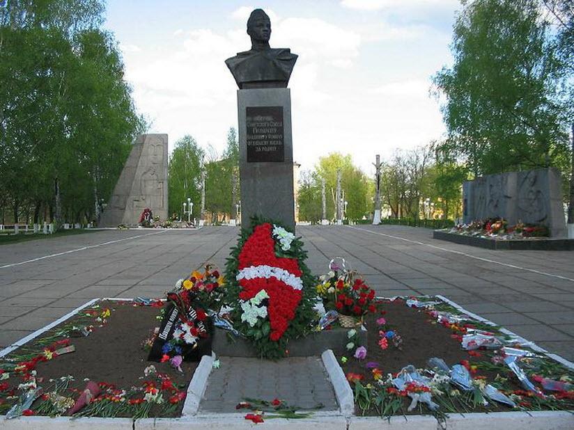 Сквер имени В.Ф. Полякова