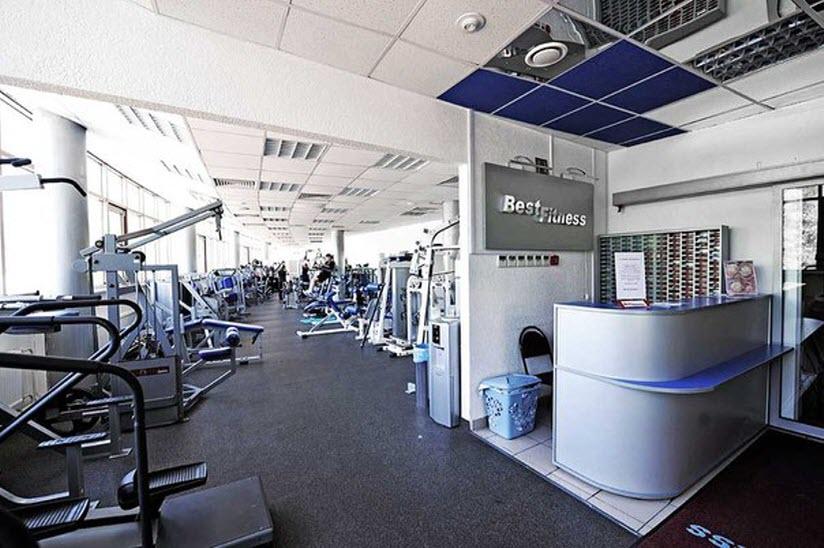 Спортивный комплекс «Best Fitness»