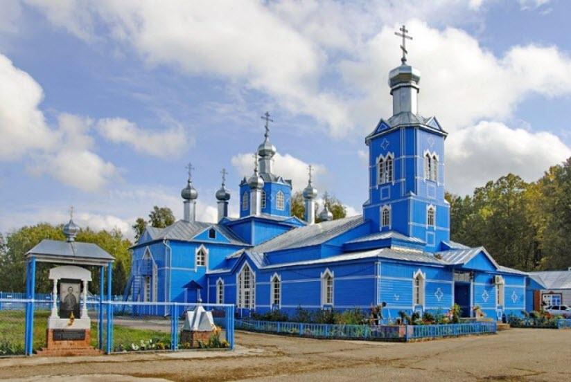 Свято-Авраамиевская церковь