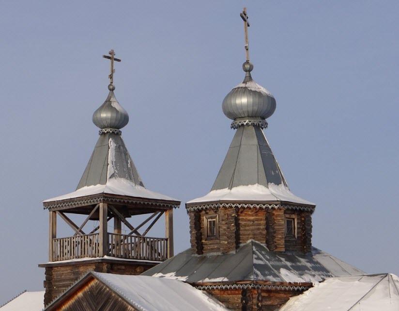 Церковь святых бессребреников и чудотворцев Космы и Дамиана